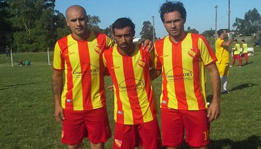 Club Santa Emilia de Cardona ya hace Historia y se metió a soñar por la Copa del Torneo de Clubes Divisional A