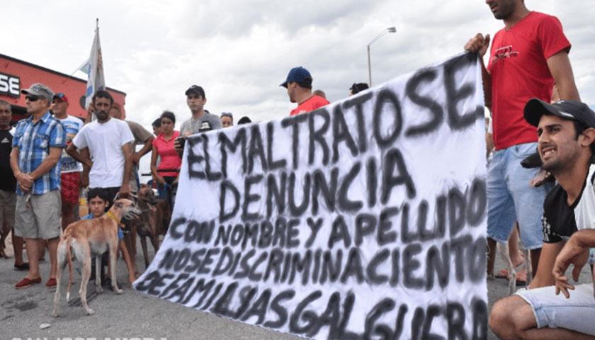 Galgueros: decreto criminaliza y miente
