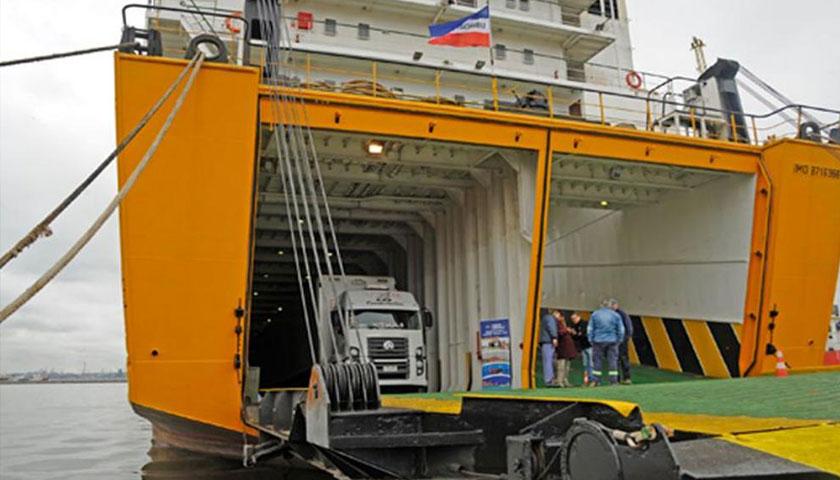 Empresa cierra su proyecto de transportar camiones en Juan Lacaze