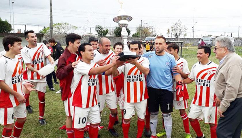 Unión se coronó Campeón del Torneo de Reserva