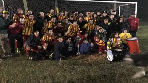 """Santa Emilia Campeón """"Apertura 2019"""" en Primera 🏆"""