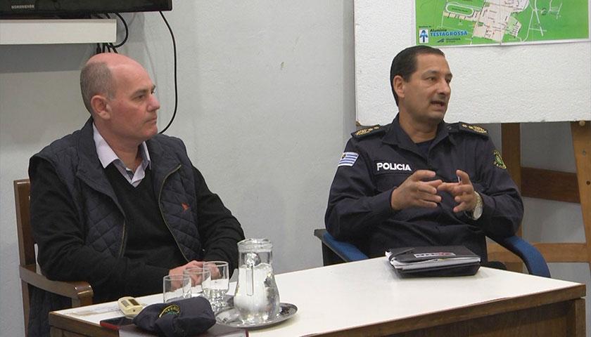 En el transcurso del 2019 quedarían instaladas las nuevas cámaras de seguridad en Soriano