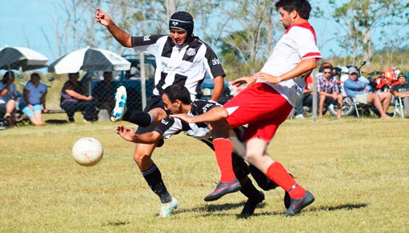 Liga del Centro: Wanderers único puntero