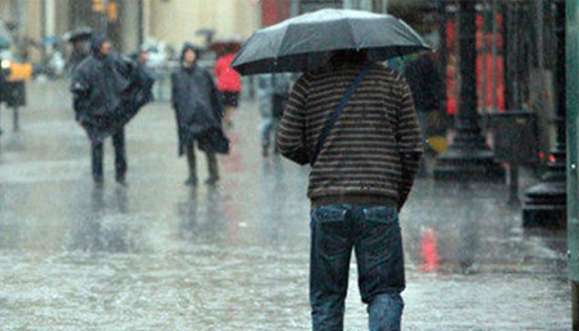 Preocupante Pronóstico de Lluvias que Podrían Generar Desbordes