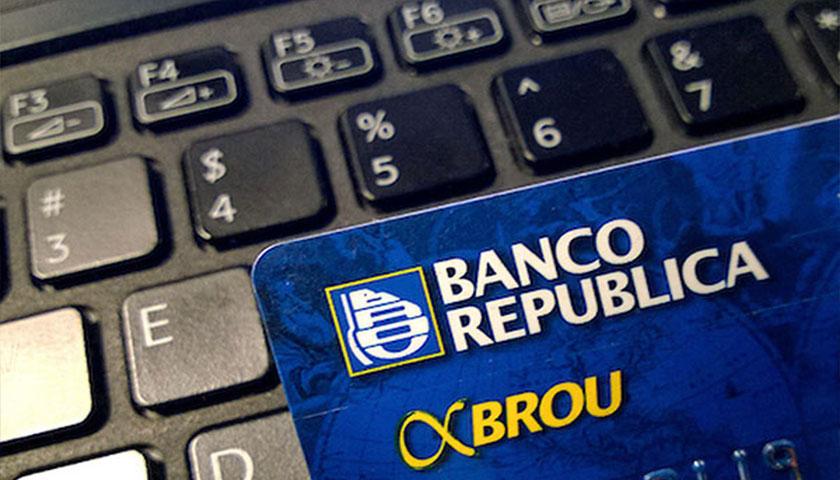 Provisorio: El BROU hará corte de algunos servicios del 12 al 15, pero no afectará los cajeros