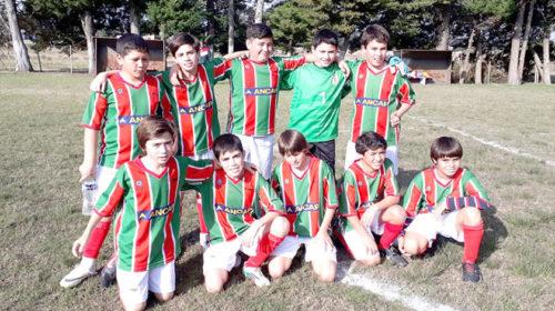 Cardona: Colón campeón en categoría 2007
