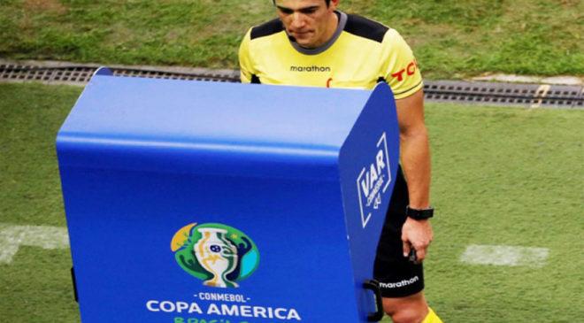 El VAR, ¿Sí o no?: la Copa América Sembró Dudas Sobre su Uso