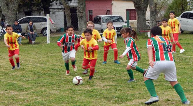 Resultados del Baby Fútbol de la Liga Florencio Sánchez – Cardona