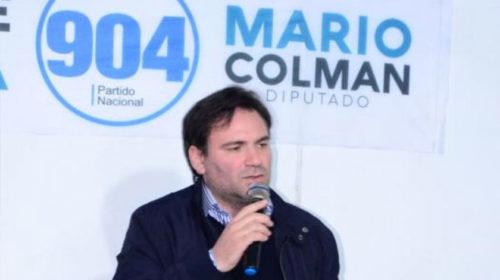 Mario Colman: la carta que le queda a la 904