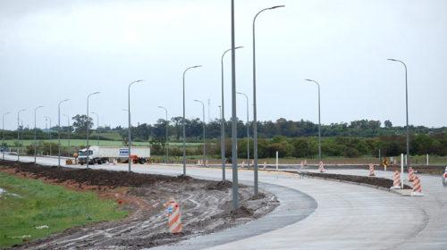 De Mercedes a Nueva Palmira se inaugurarán 76 kilómetros de la ruta 21