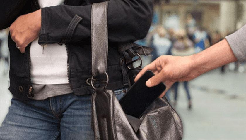 Mujer denuncio que la golpearon y le robaron el celular en Cardona