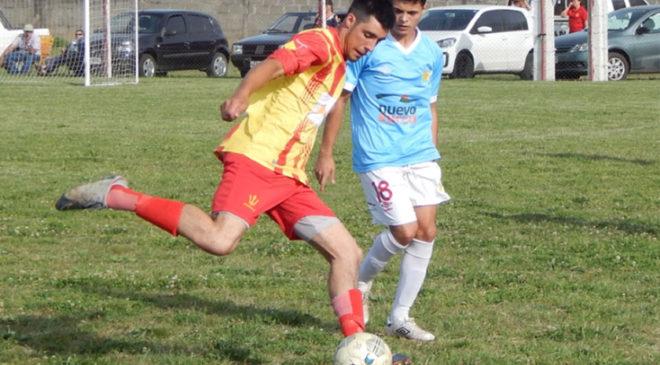 Santa Emilia Empató con Valdense en Semifinales