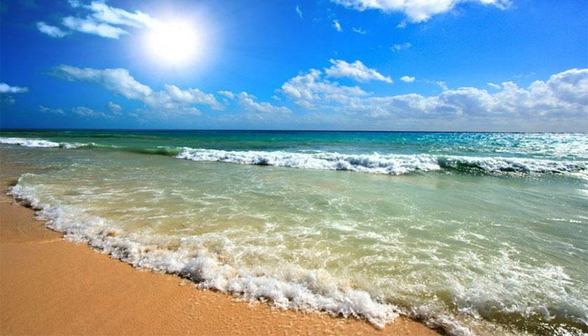 """""""A disfrutar de manera segura"""" el tiempo de playa"""