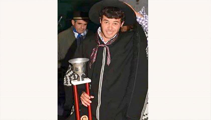 Falleció en San José Joven Jinete Vinculado a Soriano