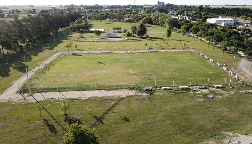 Hoy Quedará Inaugurado el Mini Estadio de Fútbol Infantil en José Enrique Rodó