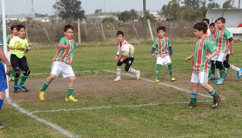 Comienza el Campeonato Preparación de Baby Futbol