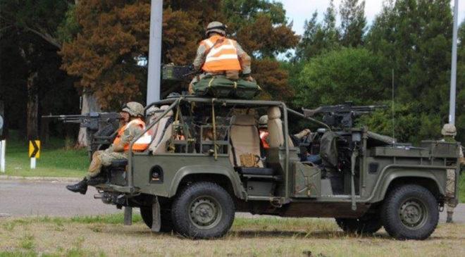 El informe de las FFAA ante los diputados y la militarización encubierta del país