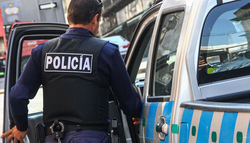 Extraños intentaron ingresar a oficina de ANTEL en Rodó