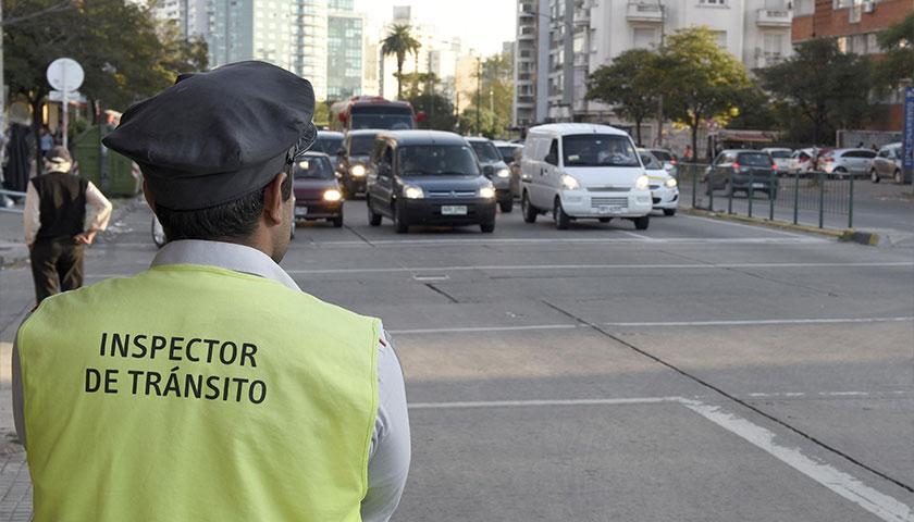 Nuevo operativo de Tránsito y Policía