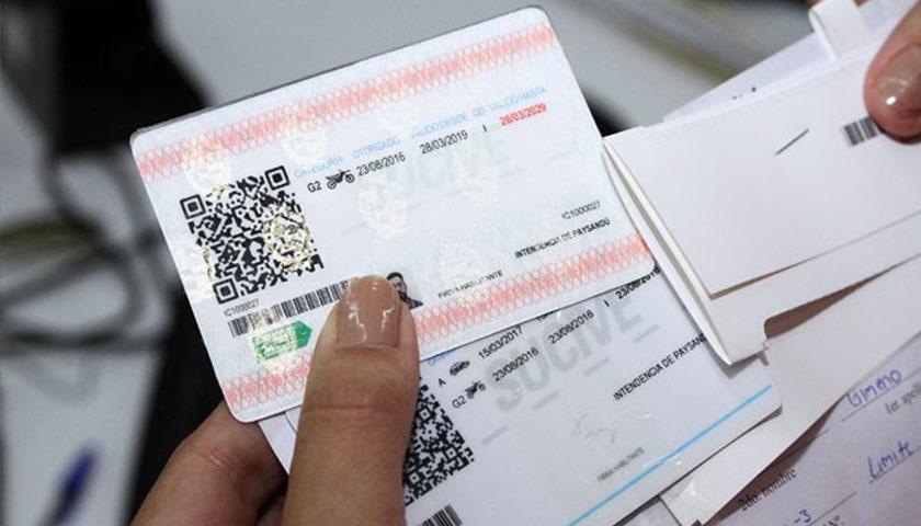 Intendencia de Colonia inicia período de expedición de Licencias de Conducir