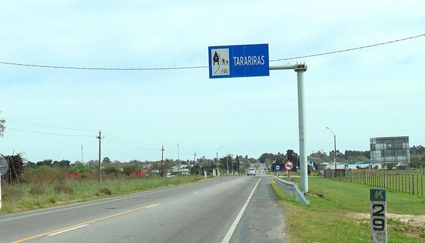Tarariras aplicó plan ocupacional para dar trabajo durante la pandemia