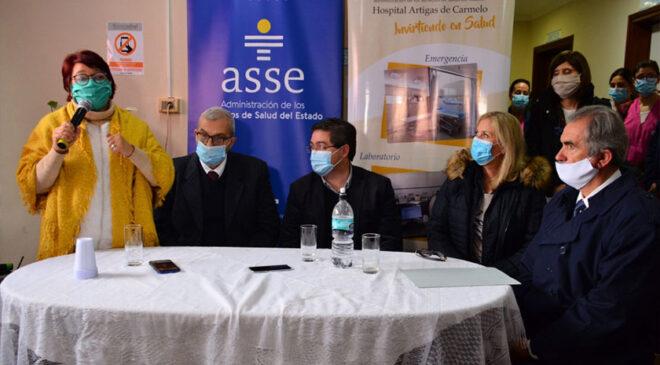 Presidente de ASSE Dijo que un CTI Colonia Equilibraría los Costos Pero no Hay Recursos Humanos