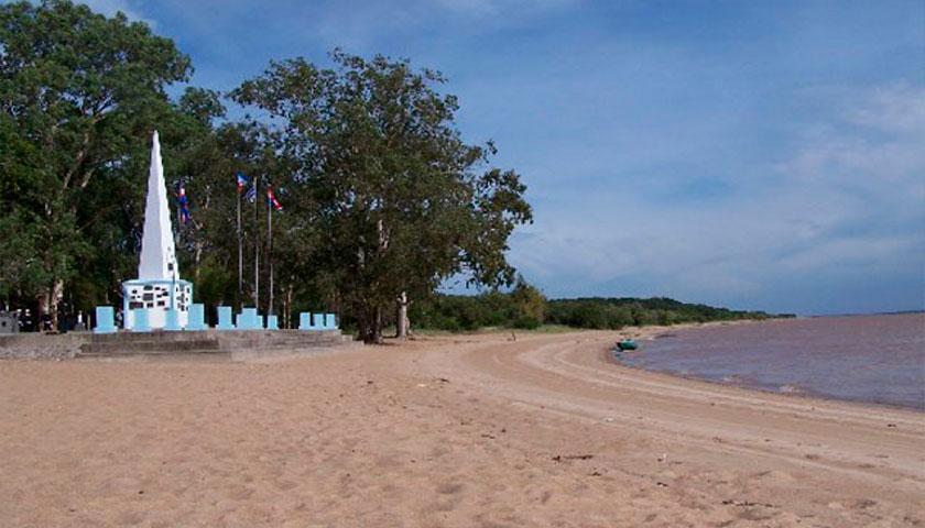 Cinco Ciudadanos Argentinos Ingresaron Clandestinamente al País Vía Fluvial