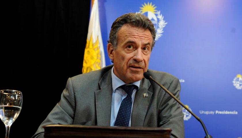El Ministro Salinas Recorre Hoy Río Negro y Soriano