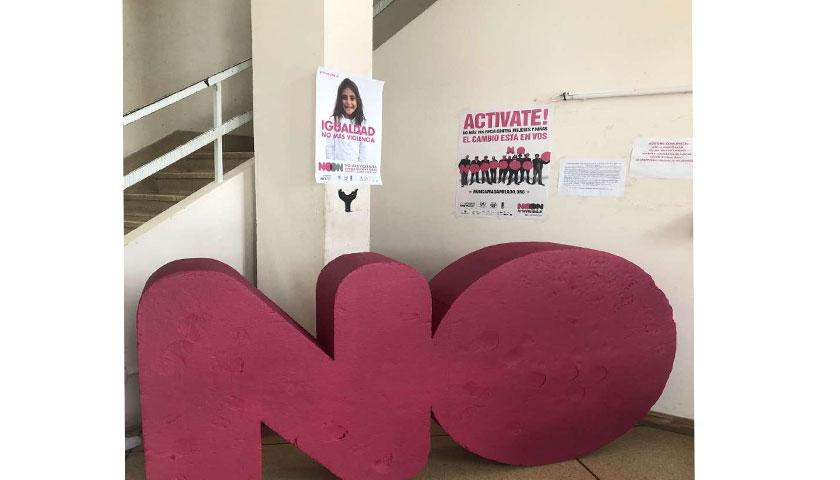 Acciones por Día internacional de eliminación de la violencia hacia las mujeres