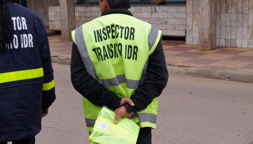 """Director de Tránsito de Colonia: """"Los inspectores tienen la orden de no corretear a la gente"""""""