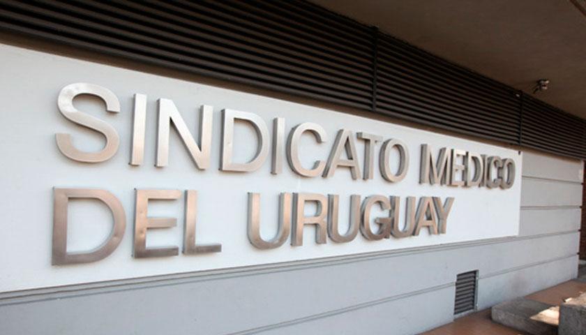 Superado por la ola de contagios de coronavirus el Sindicato Médico del Uruguay pide acciones urgentes