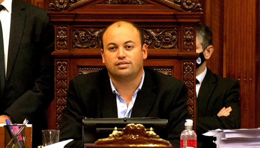 Diputado Nicolás Viera planteó la necesidad urgente de atender a los productores por la sequía