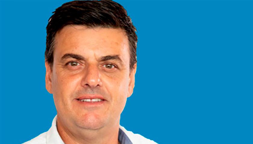Comunicación oficial: Asume Andrés Passarino la capitanía del puerto de Palmira