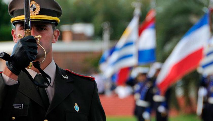 Sin los votos del Frente Amplio, se aprobó la venia para el ascenso del coronel Jorge Fernández