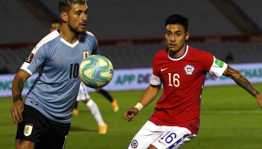 Copa América: Uruguay y Chile se enfrentarán hoy desde las 18 horas en Cuiabá
