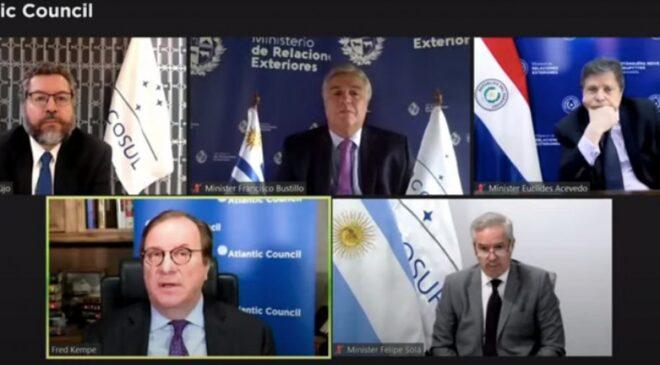 Mercosur suspende por segunda vez la reunión de cancilleres y ministros de Economía