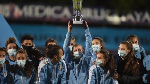 Selección Femenina: Uruguay derrotó 3-0 a Puerto Rico en el Franzini con gran presentación