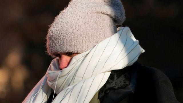 """Llega este miércoles primer """"ola de frío"""" que afectará nuestra zona."""