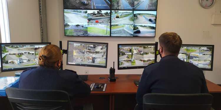 Inauguraron nuevo sitio de videovigilancia en Colonia del Sacramento