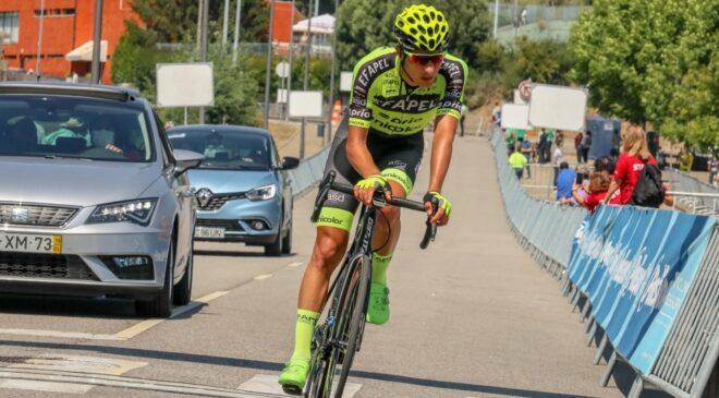 Ciclismo: Mauricio Moreira Campeón en Portugal