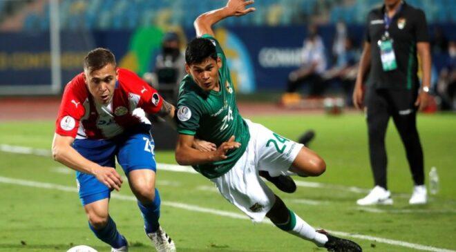 Paraguay se lo dio Vuelta a Bolivia y Quedó Primero en el Grupo A