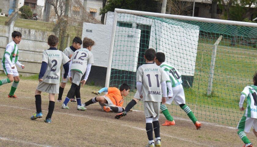 El Fútbol Infantil está Instrumentando Competencia Nacional