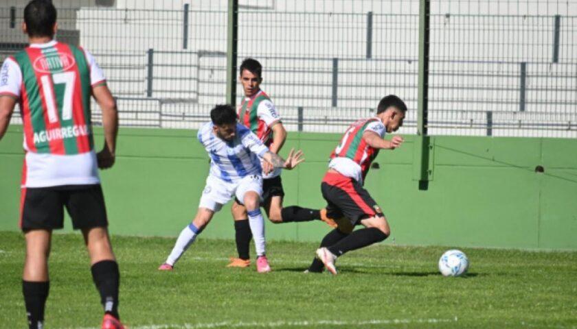 Deportivo Maldonado derrotó, con un polémico penal, 2-1 a Cerro Largo