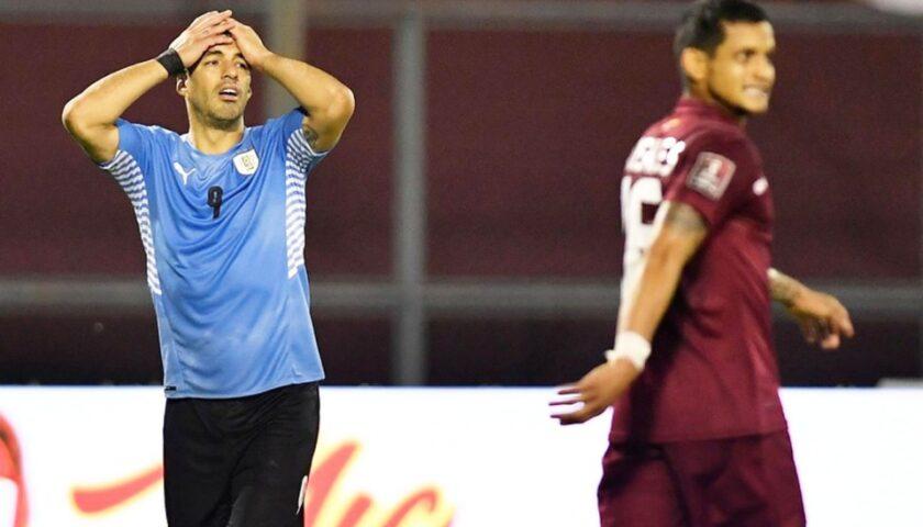 Eliminatorias: Uruguay quedó en zona de clasificación luego de seis partidos